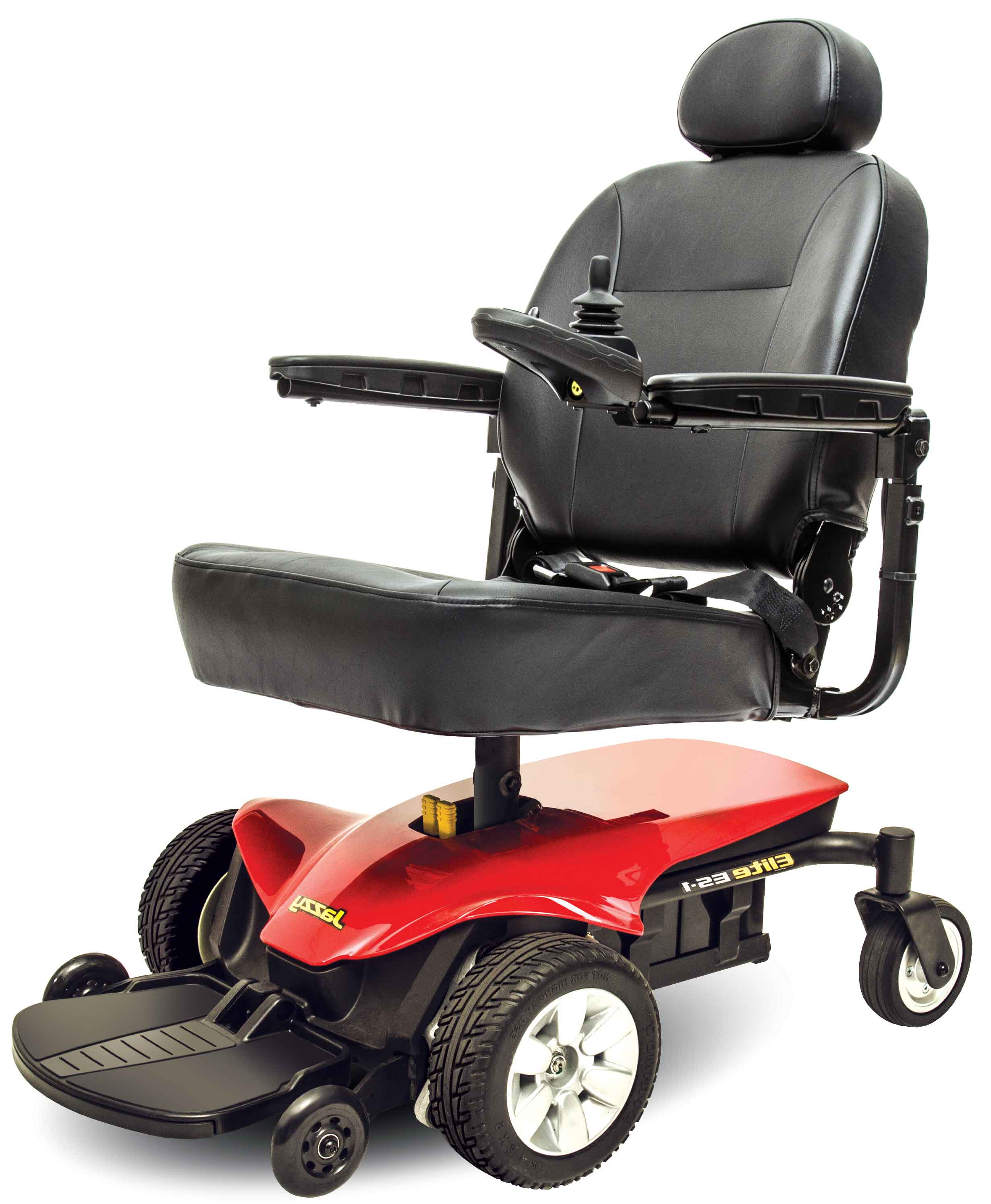 Mobility Plus offers the largest selection of power wheelchairs