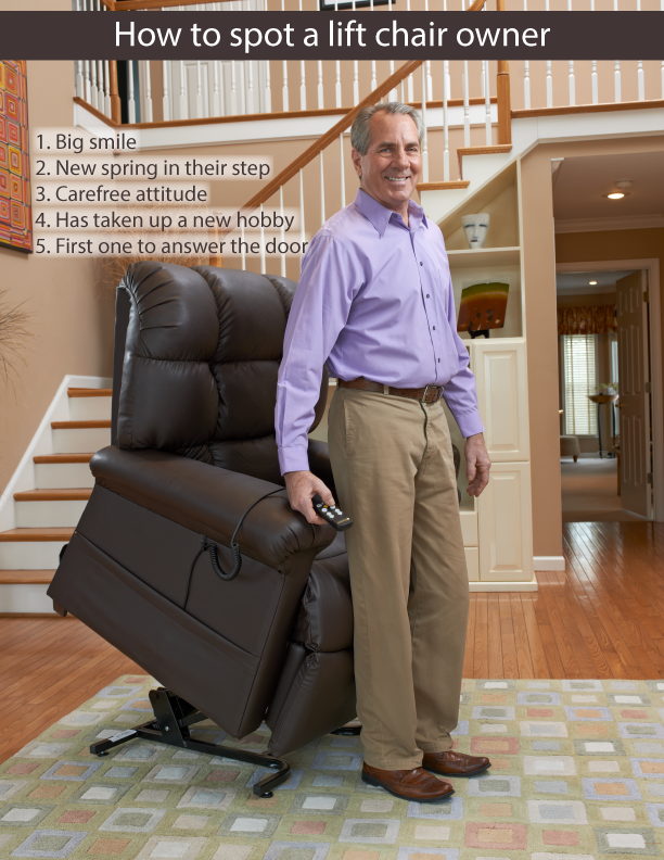 The Top 4 Reasons Why You Need A Lift Chair In Your Life